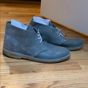 Clark's chukka boots- size 13